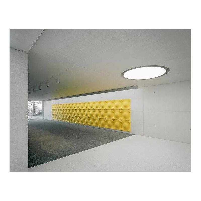 panneau acoustique d 39 isolation phonique des murs et d coration murale soundwave swell. Black Bedroom Furniture Sets. Home Design Ideas