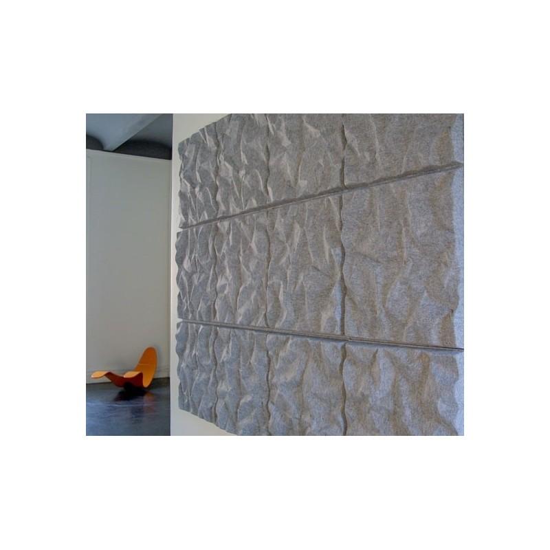 Soundwave Scrunch Acoustic Wall Panel