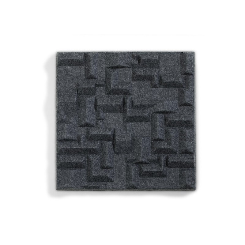 panneau acoustique d 39 isolation phonique des murs et. Black Bedroom Furniture Sets. Home Design Ideas