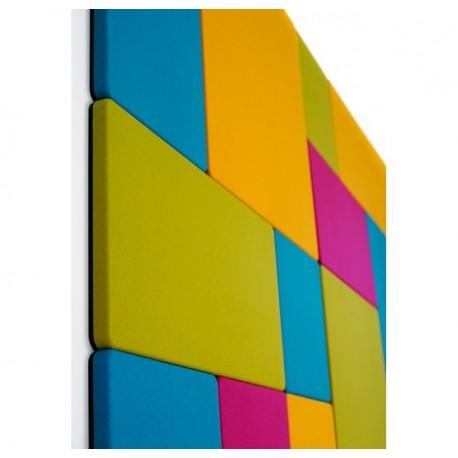 panneau carr perfect panneau anti bruit interieur m tres carr s mur de l atelier acoustique. Black Bedroom Furniture Sets. Home Design Ideas