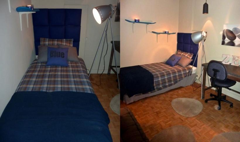 m6 deco chambre decorer chambre idace chambre m deco chambre parentale attractive idee deco. Black Bedroom Furniture Sets. Home Design Ideas