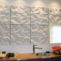Panneaux acoustiques - Cabinet médical