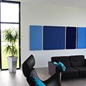 Panneaux acoustiques - Projet habitat particulier - FRANCE département 44