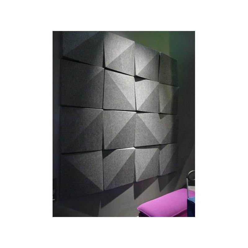 panneau acoustique de d coration murale et isolation sonore des murs soundwave botanic. Black Bedroom Furniture Sets. Home Design Ideas