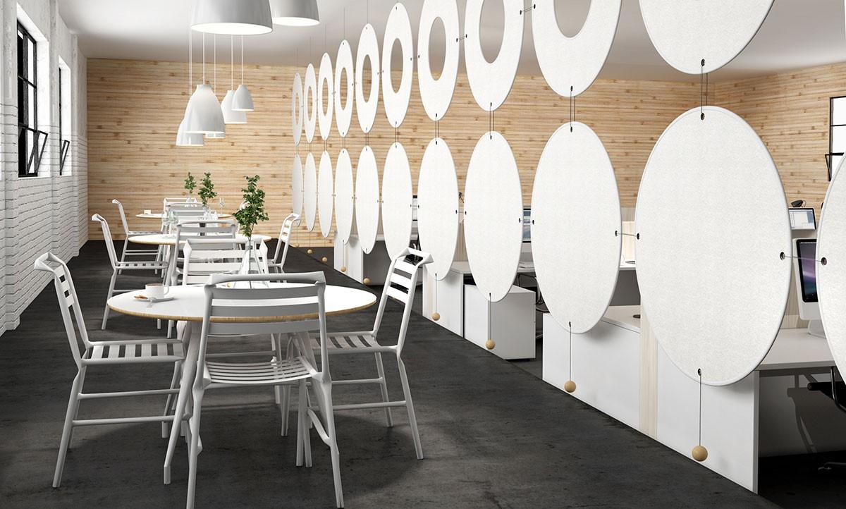 Les panneaux acoustiques décorent vos murs en réduisant les résonances